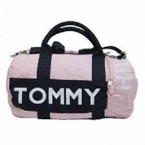 445a64ab4620f Bolsa Tommy Hilfiger Mini Duffle Bag - Rosa - Bazar da MiMi