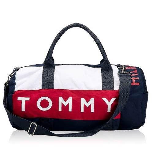 fd4dec1870c6d Bolsa Tommy Hilfiger Mini Duffle Bag - Azul - Bazar da MiMi